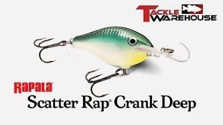 Rapala scatter rap deep crank