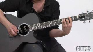 Rainsong S-WS1000N2 Acoustic Guitar