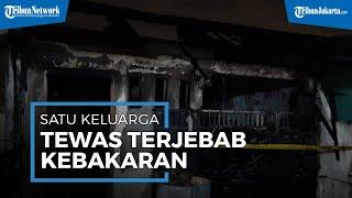 Satu Keluarga di Kabupaten Tangerang Tewas Terbakar Api, Diduga Korsleting