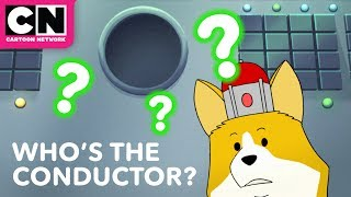 Who's the Conductor? Clues You Missed | Infinity Train | Cartoon Network