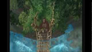 Tarzan - Two Worlds (Svět dva ráje má) (Czech + Titulky + Translation) HD