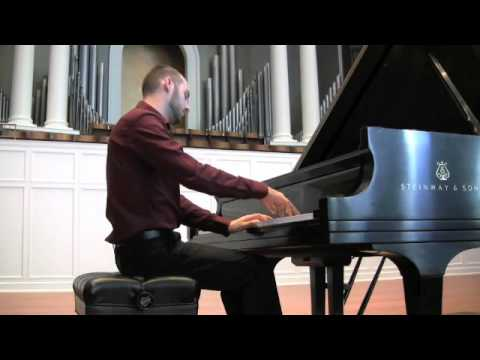 Here is my performance of the rarely performed esoteric 20th century piece- The Webern Variations, enjoy!