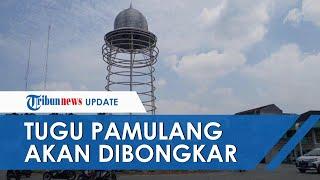 Tuai Cibiran dari Masyarakat, Wakil Gubernur Banten Instruksikan Pembongkaran Tugu Pamulang