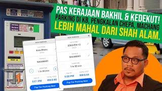 Pas kerajaan bakhil, caj parking di Kota Bharu lebih mahal daripada Shah Alam