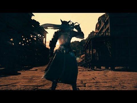 FINAL FANTASY XIV: SHADOWBRINGERS Gunbreaker Reveal thumbnail