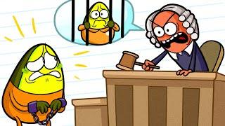 Vegetable's Stuck in Court