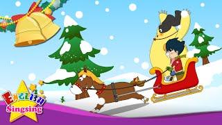 Jingle Bells - Christmas Song cho trẻ em - với Lyrics