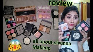Best Sivanna Makeup    Full Review    Shy Styles