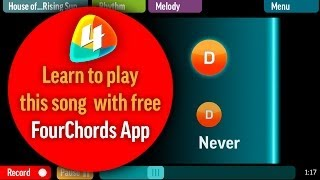 Easy Guitar Lesson -- Bleeding Love - Leona Lewis - Tutorial With Chords + Lyrics