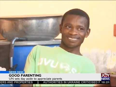 Good Parenting - News Desk on Joy News ( 1-6-18)