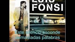 luis fonsi-no me doy por vencido(subtitulado)