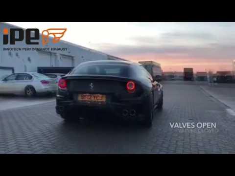 The iPE Exhaust for Ferrari FF