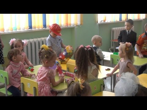 В с. Тряпино Аургазинского района состоялось открытие детского сада (ВИДЕО)