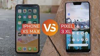 Pixel 3 XL vs iPhone XS Max: ¿Cuál es mejor celular?