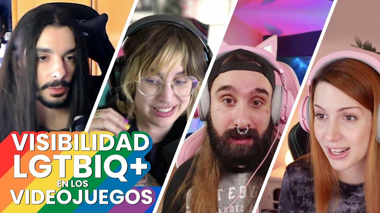 No te pierdas nuestro especial sobre videojuegos y diversidad LGTBIQ+ en Conexión PlayStation