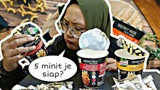 Pasta Segera Knorr | Creamy Mushroom | Chicken Bolognese | Cheesy Carbonara
