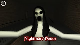 Scary Horror Game - Evilnessa Nightmare House - Complete Gameplay