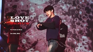 [4K] 181220 Love Shot by sehun