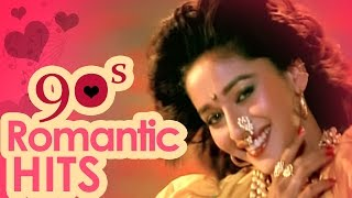 90's Romantic Songs {HD} - Bollywood 51 Superhit Love Songs JUKEBOX - Best Hindi Songs [HD]