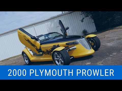 2000 Plymouth Prowler (CC-1414302) for sale in Jackson, Mississippi