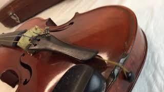 Vintage Gibson V-25 4/4 Violin