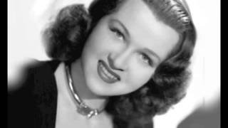 On A Slow Boat To China (1948) - Jo Stafford