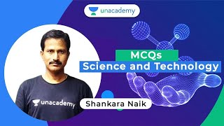 MCQs on Science & Technology | FDA/SDA/PSI/KAS | Shankara Naik G