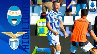 SPAL 2-1 Lazio | SPAL Take the Win Thanks to Kurtić's 90th Minute Goal! | Serie A