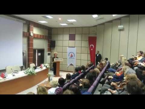Canan Güllü Antalya'da konuştu