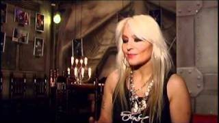 Tarja & Doro talking about Walking With The Angels