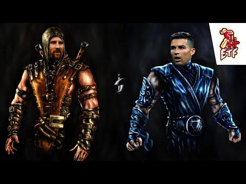 ETF GAMING | Ronaldo Vs Messi.. Who would win?