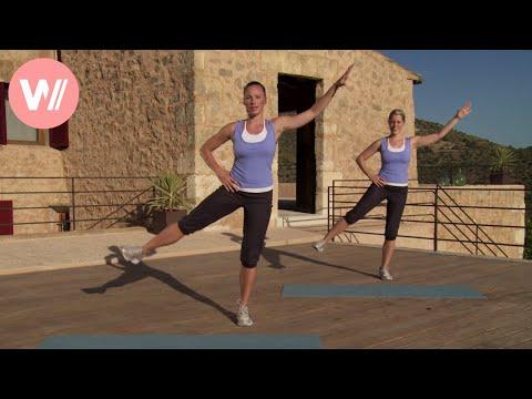 Po Pur Workout - Straffung der Pomuskulatur mit Franziska Beckmann  (Personal Trainer) - HD1080p