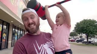 Halloween Costume Scavenger Hunt! (KidCity Family Battle)