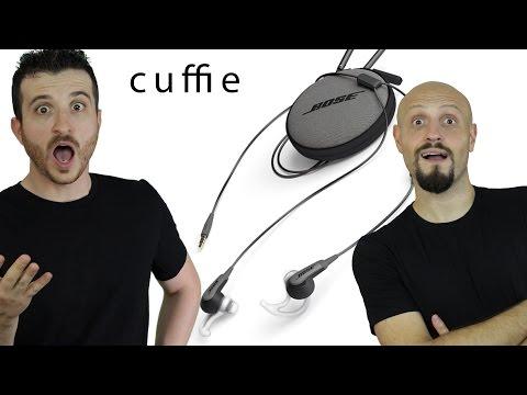 CUFFIE BLUETOOTH BOSE IN EAR - Soundsport
