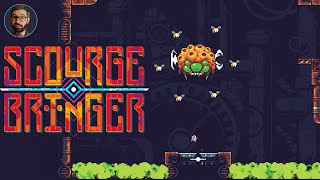 Youtube thumbnail for ScourgeBringer Review | Fastest roguelike on Steam