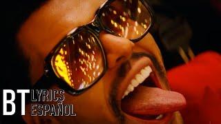 The Weeknd - Blinding Lights (Lyrics + Español) Video Official