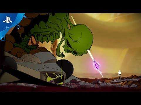Sundered Launch Trailer – Resist or Embrace | PS4 thumbnail