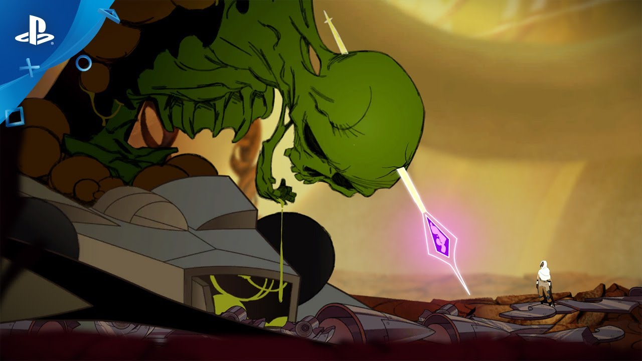 Sundered Launches July 28 on PS4
