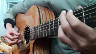 Mùa thu đi qua - Rhymastic (Lặng - JSOL) guitar cover