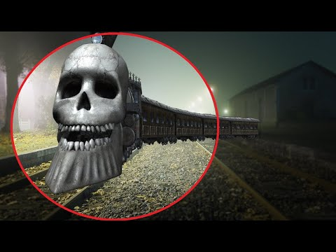 5 REAL GHOST TRAIN CAUGHT ON CAMERA  SPOTTED IN REAL LIFE! ViralTop7TH Фото 2