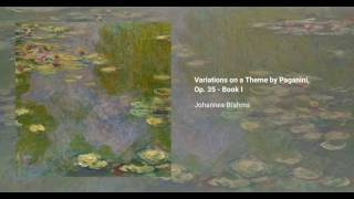 Variations on a Theme by Paganini, Op. 35