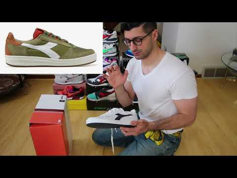 Final Thoughts – Diadora Collection Overview