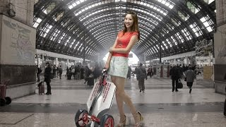 Muve 3-Wheel Electric Scooter in Singapore