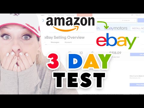 I tested online arbitrage with Amazon to Ebay and this is what happened - Online Arbitrage
