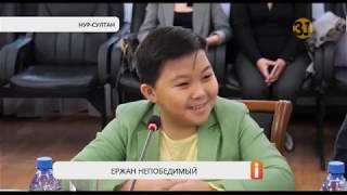 Ержан Максим рассказал о финале конкурса «Голос. Дети»