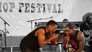 The Brooklyn Hip-Hop Festival | Q-Tip Freestyle, Kanye West, Busta Rhymes & Many More
