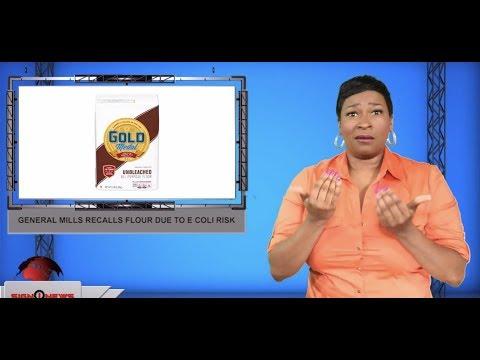 General Mills recalls flour due to e coli risk (ASL - 9.17.19)