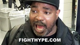"""CRAWFORD TRAINER BOMAC GOES ALL IN ON SPENCE FIGHT NEXT; INSISTS """"50/50...IT'S ON THEM"""""""