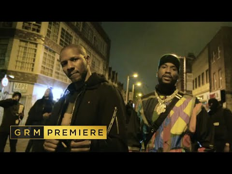 Meek Mill Feat. Giggs - Northside Southside [Music Video]   GRM Daily