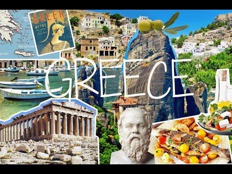 1. Отдых в Греции. Обзор маршрута.  Визы.  Когда ехать.  Бюджет.